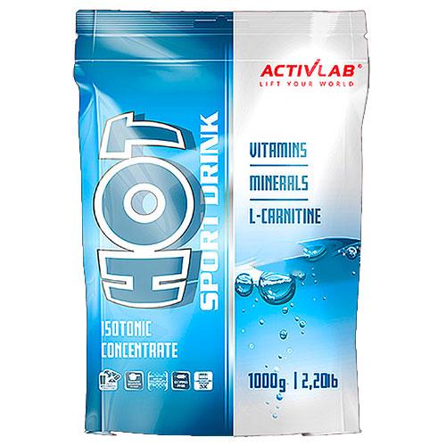 Hot Sport Drink (1000 g) - Nutriweb