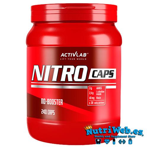 Nitro Caps (240 cap.) - Nutriweb