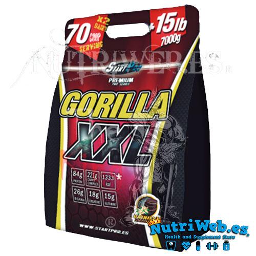 Gorilla XXL (7000 gr) - Nutriweb