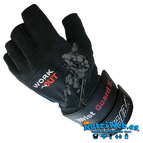 Guantes Wrist Protect II (Talla L) - Nutriweb