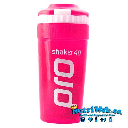 Shaker pro 40 - Rosa (700 ml) - Nutriweb