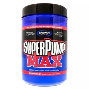 Pre entreno SuperPump Max