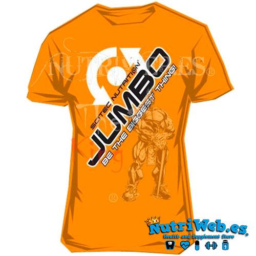 Camiseta de entreno Jumbo de Scitec nutrition - M - Nutriweb