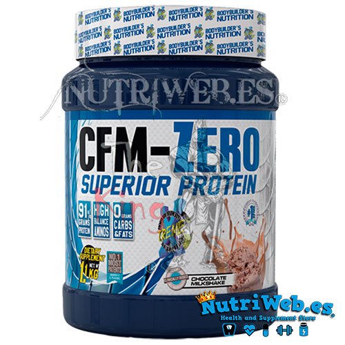 CFM-Zero (2200 gr) - Nutriweb