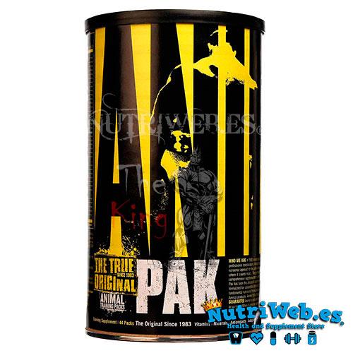 Animal Pak (44 packs) - Nutriweb