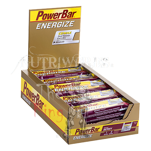 Power bar, Energize C2MAX (25 uni x 55 gr)