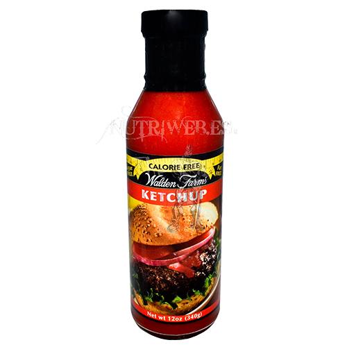 Waldem frams, Ketchup sin calorias (335 ml)