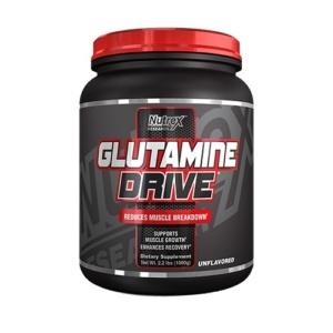 Glutamina Drive Black de Nutrex (1000 gr)