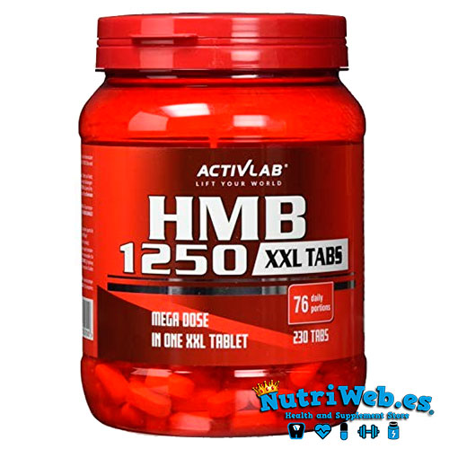 HMB 1250 (230 tab) - Nutriweb
