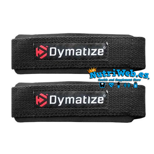 Cincha de agarre Dymatize (1 par) - Nutriweb