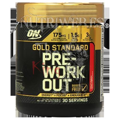 Optimun Nutrition, Gold Standard Pre-Workout (330 gr)