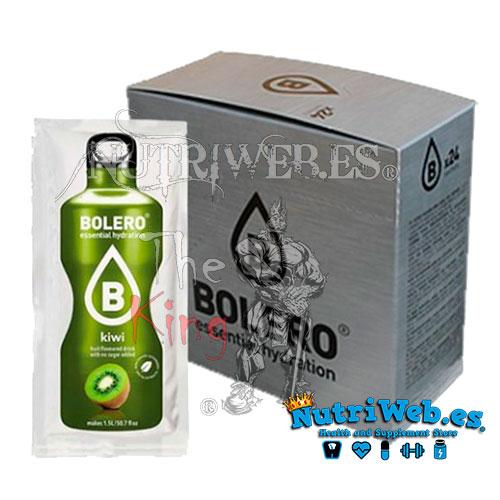 Bolero Drinks - Sabores variados (12 x 9 gr) - Nutriweb