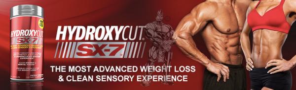 Muscletech, Hydroxycut SX-7 (140 cap)