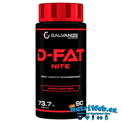 D-Fat (90 cap) - Nutriweb