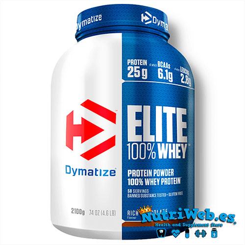 Elite Whey protein (2100 gr) - Nutriweb