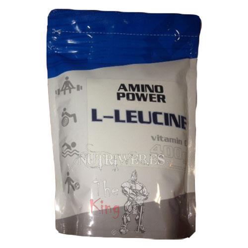 Amino power L-Leucina (400 gr)