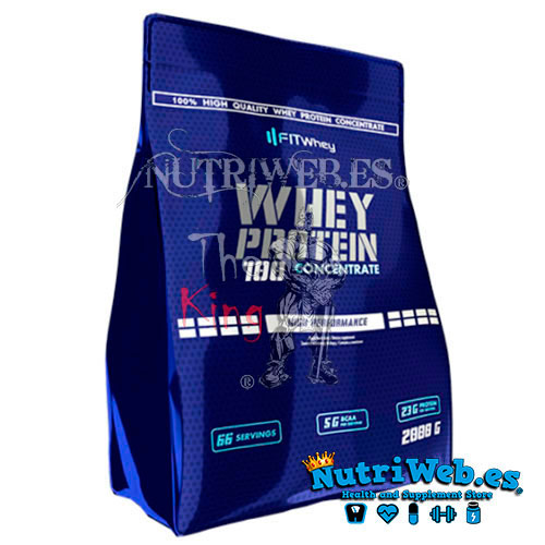 FITwhey Whey protein 100 Concentrate (900 gr)