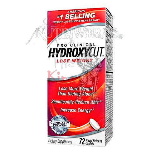 uscletech, Hydroxycut Pro Clinical (60 tab)