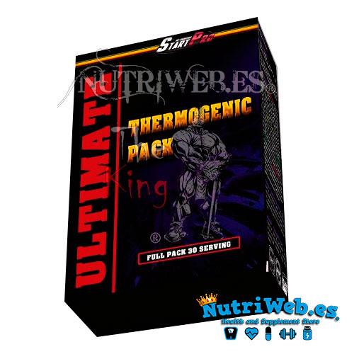Thermogenic Full Pack (30 packs) - Nutriweb