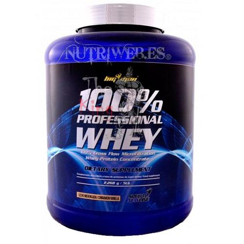 BigMan Nutrition, 100% Profesional Whey - Yogurt (2268 gr)