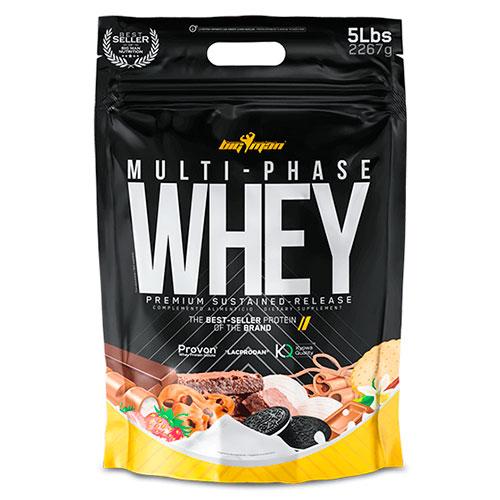 Multi-Phase Whey (2267 gr) - Nutriweb