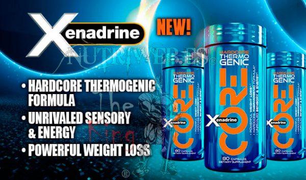Cytogenix, Xenadrine CORE (80 cap)