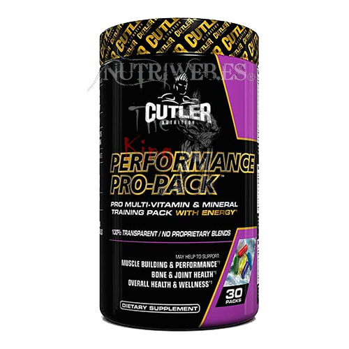 Culter Nutrition, Performance Pro Pack (30 pack)