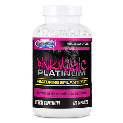 UspLabs, Pink Magic Platinium (120 cap)