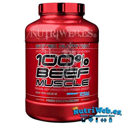 100% Beef Muscle (3180 gr) - Nutriweb