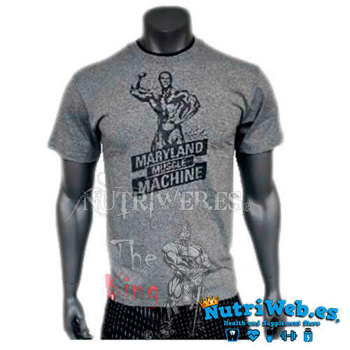 Camiseta Kevin Levrone Double Neck (Model 2) - M - Nutriweb