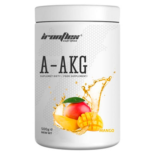 Ironflex nutrition Arginina-AKG (500 gr) - Nutriweb