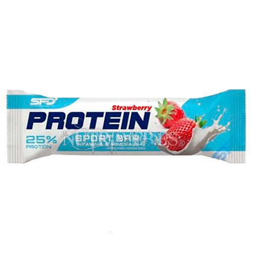 SFD Nutrition, Sport bar - Fresa (21 uni x 60 gr)