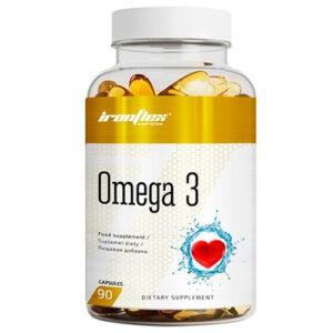 Omega 3 de IronFlex Nutrition