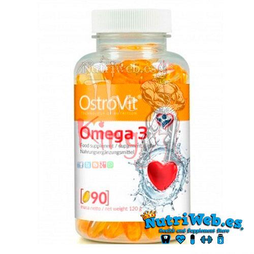 Omega 3 (90 grageas) - Nutriweb