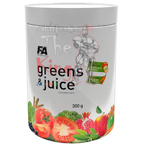 Fitness Authority, Greens & Juice (300 gr)