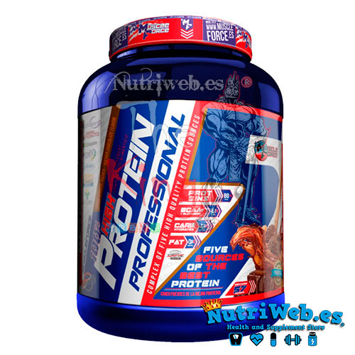 Protein 5 Professional (2000 gr) - Nutriweb