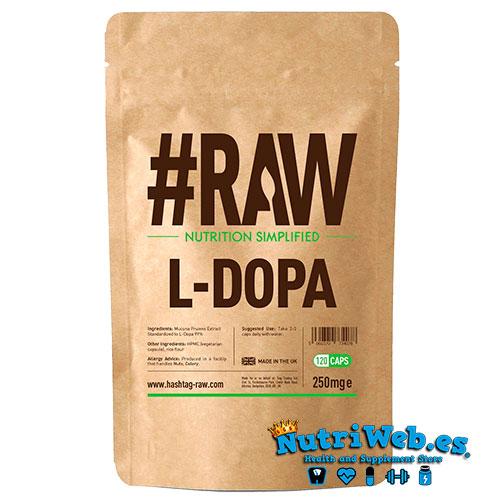 #RAW L-Dopa (120 cap) - Nutriweb