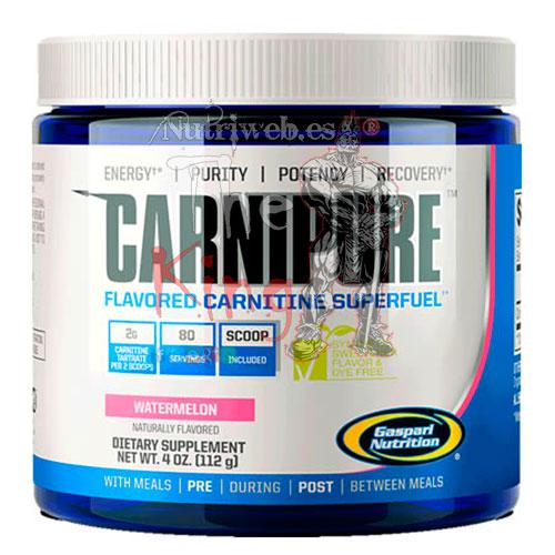 Gaspari Nutrition, Carnipure - Piña (104 gr)