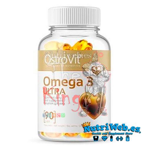 Omega 3 Ultra (90 grageas) - Nutriweb