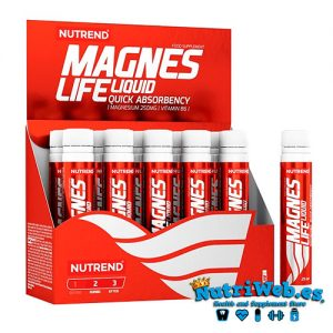 Nutrend, Magnes life (10 x 25 ml)
