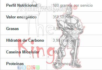 Casein Force (900 gr) - Nutriweb