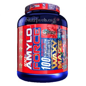 Muscle Force, 100% Amylo Force - Neutro (2000 gr)