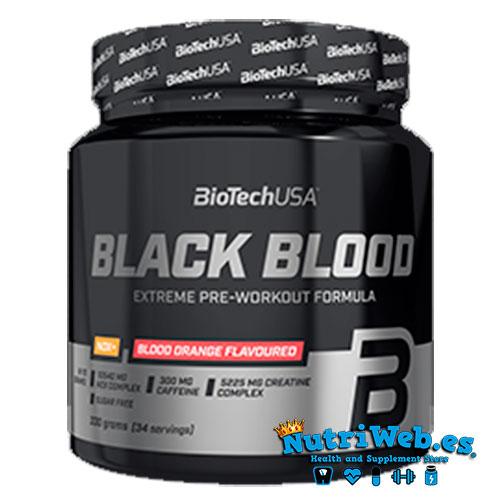 Black Blood CAF+ (300 gr) - Nutriweb