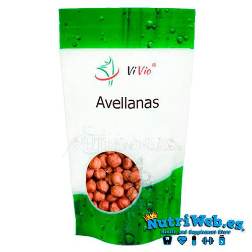 Avellanas peladas (1000 gr) - Nutriweb