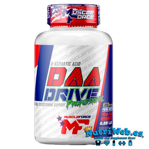 DAA Drive Professional (120 cap) - Nutriweb