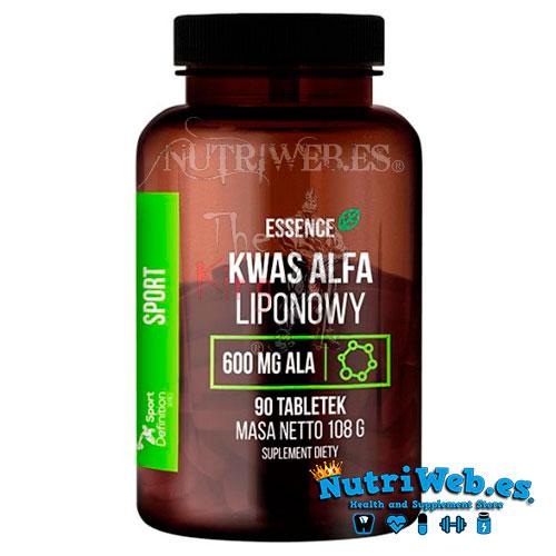 Ácido alfa lipoico – ALA (90 tabs) - Nutriweb