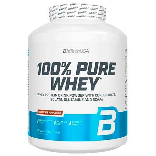 100% Pure Whey (2270 gr) - Nutriweb