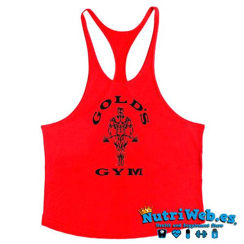 Camisetas de tirantes para entreno - Nutriweb