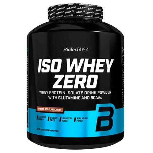 ISO Whey Zero (2270 kg) - Nutriweb
