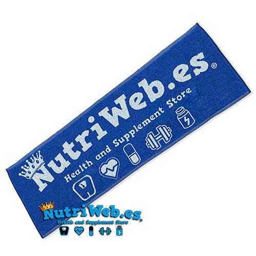 Toalla de entrenamiento Nutriweb.es - Nutriweb